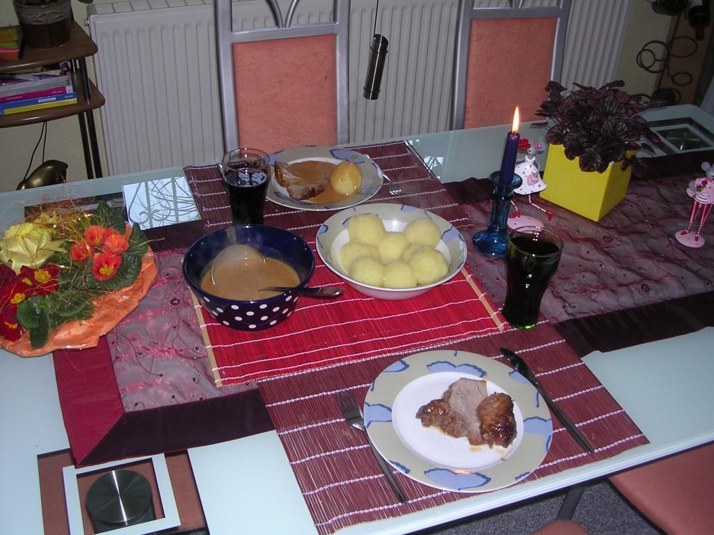 Brasilianischer Rahmbraten Mit Knödel   Grillforum Und Bbq verwandt mit Brasilianischer Rahmbraten Zubereitung