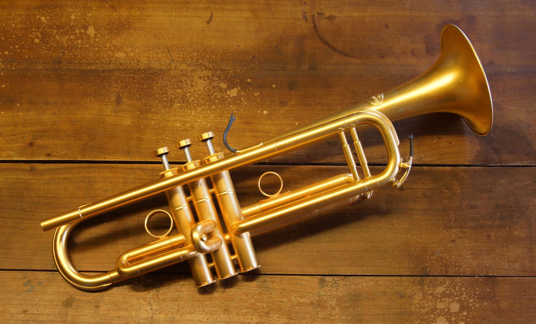 Brass Sound Creation Tr501G - Eine Deutsch-Japanische mit Trompete Bilder