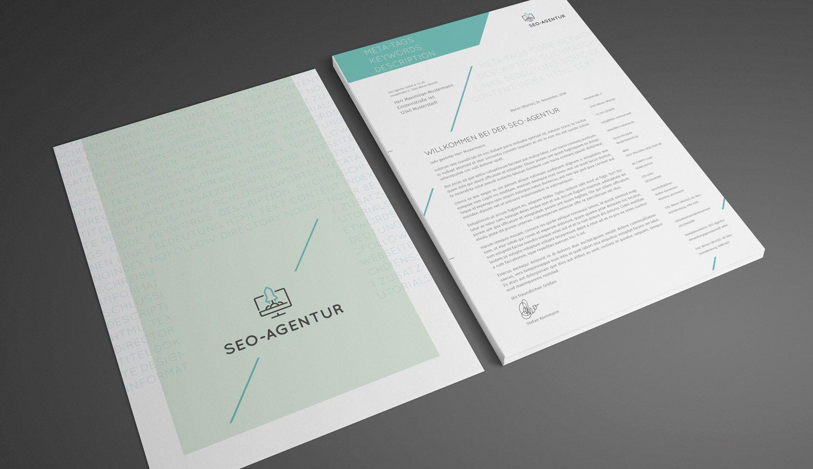 Briefpapier-Vorlagen Zum Ausdrucken | Briefpapier Vorlage mit Briefpapier Vorlagen