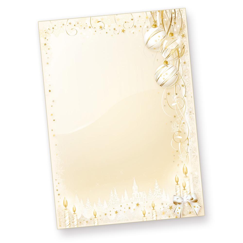 Briefpapier Weihnachten Märchen 1000 Blatt Weihnachtspapier verwandt mit Briefpapier Kostenlos
