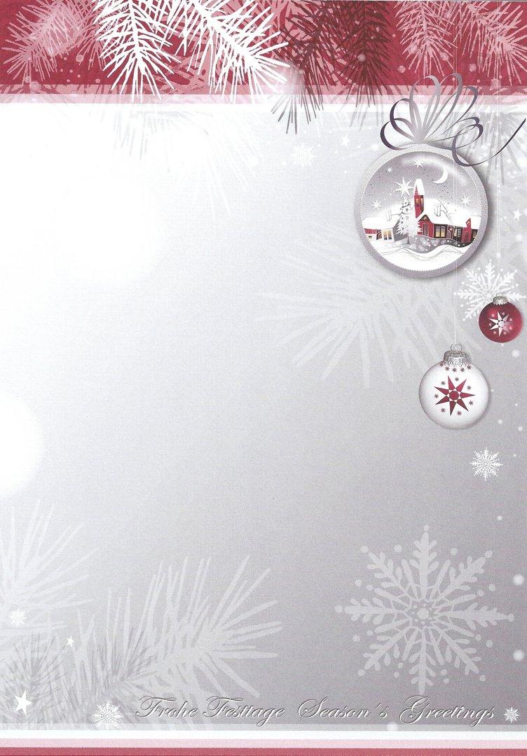 Briefpapier Weihnachten Raab Verlag verwandt mit Weihnachten Briefpapier