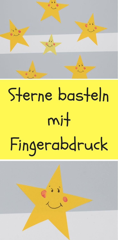 Bücherecke: Der Sternenmann + Gewinnspiel | Sterne Basteln über Sterne Basteln Mit Krippenkindern