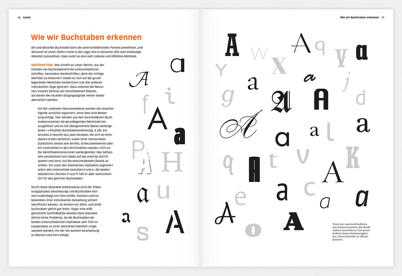 Buchstaben Im Kopf über Bilder Aus Buchstaben