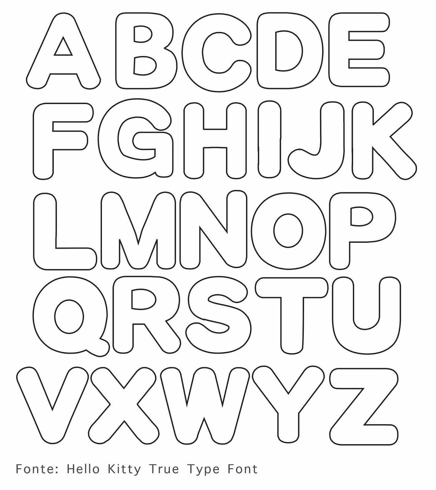 Buchstaben Schablonen Zum Ausdrucken In 2020 | Buchstaben bei Buchstaben Schablone Zum Ausdrucken