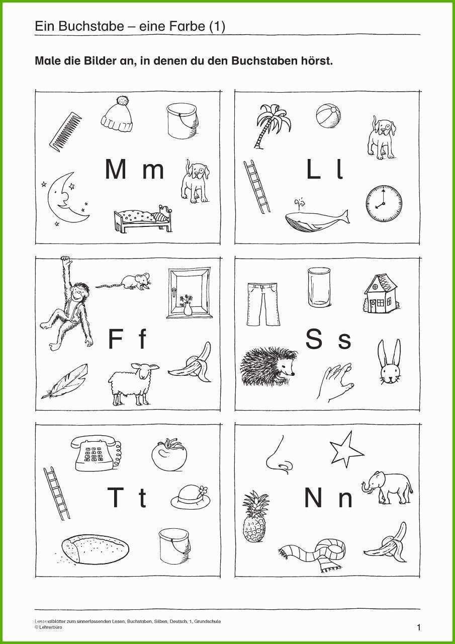 Buchstaben Schreiben Lernen 1 Klasse Arbeitsblätter - 26 in Arbeitsblätter Deutsch 1 Klasse