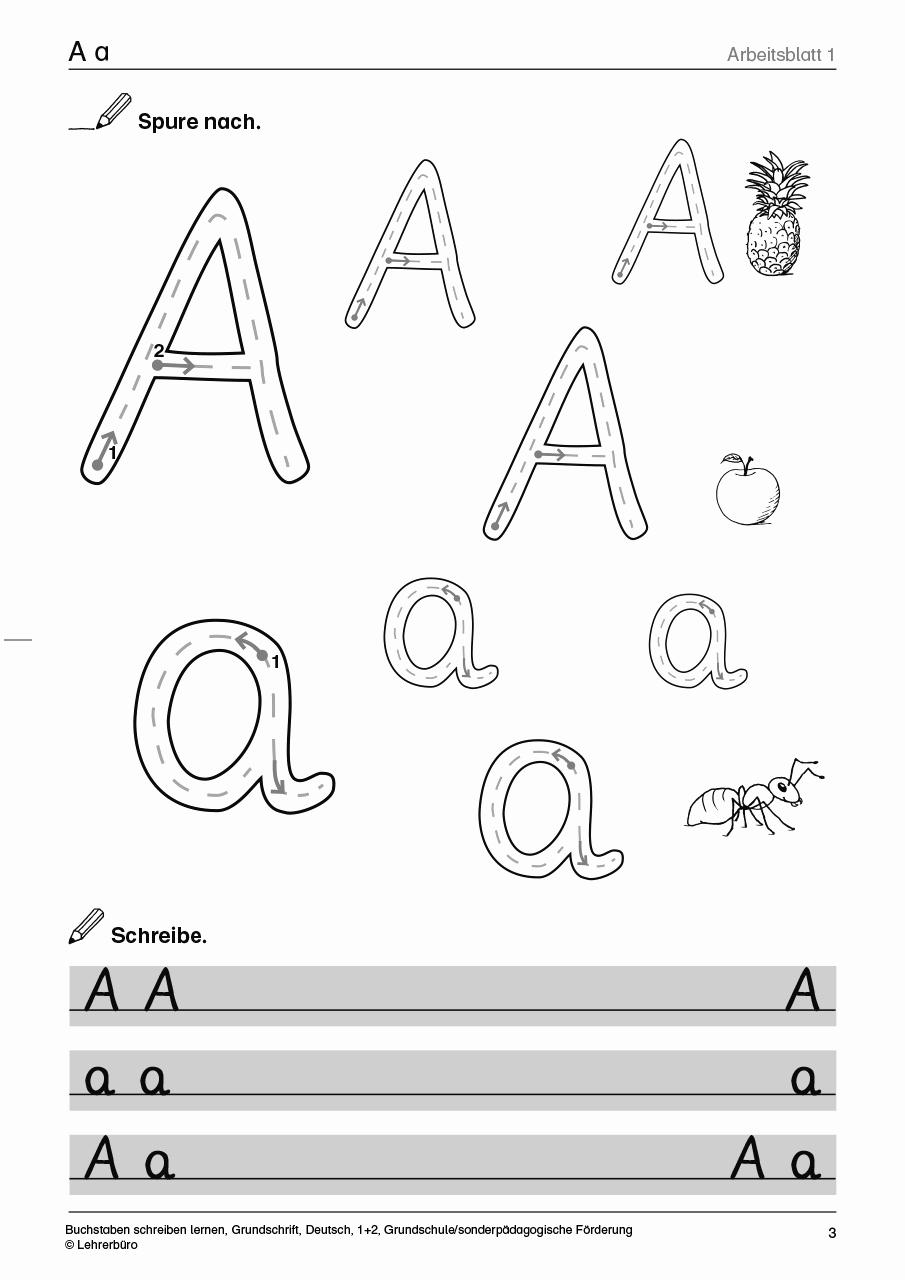 Buchstaben Schreiben Lernen Zum Ausdrucken Einzigartig bestimmt für Buchstaben Schreiben Lernen Zum Ausdrucken