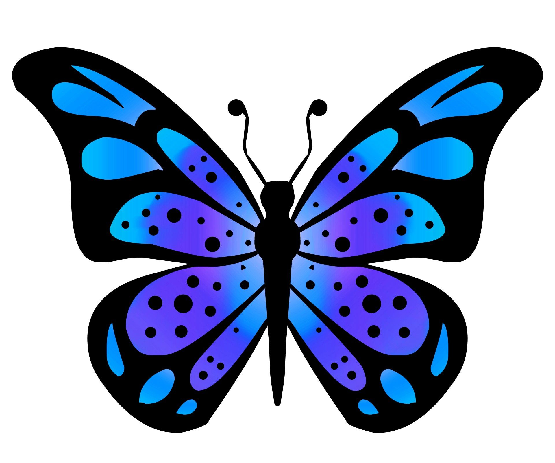 Butterfly Clipart Clipart Cliparts For You innen Schmetterlinge Clipart