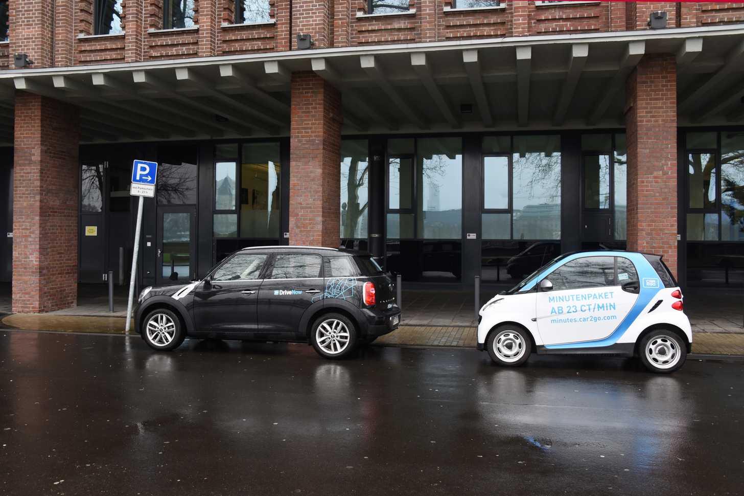 Carsharing: Car2Go, Drivenow, Miles & Co. Im Vergleich | Aio in Auto Selbst Zusammenstellen Kostenlos