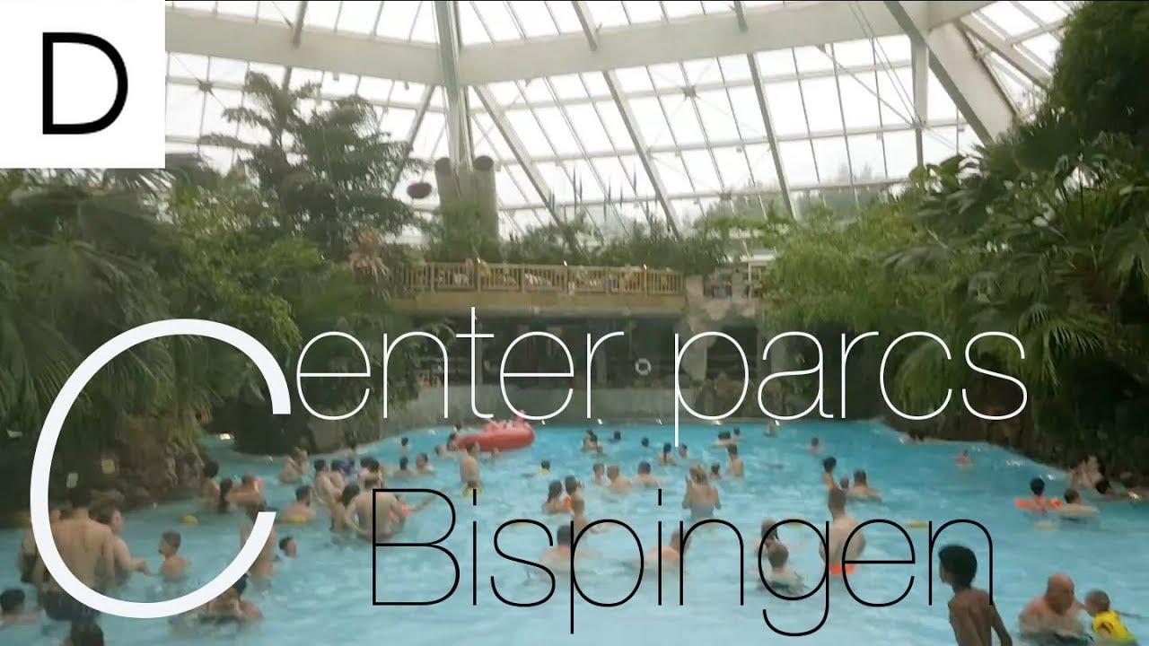 Center Parcs Bispingen [Aqua Mundo] über Center Park Bispinger Heide Tageskarte