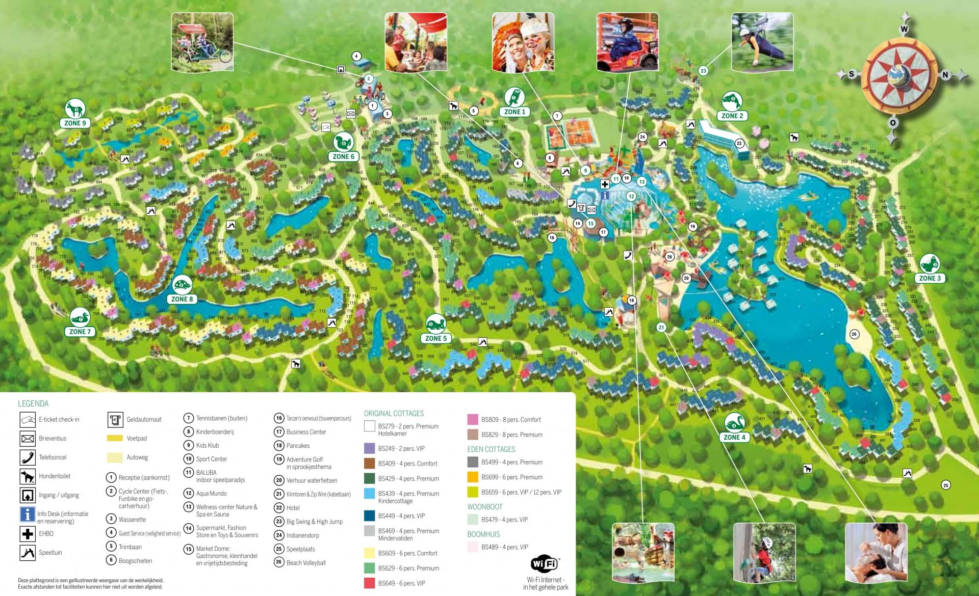 Center Parcs Bispinger Heide In Bispingen - Die Besten Angebote! verwandt mit Center Park Bispinger Heide Tageskarte