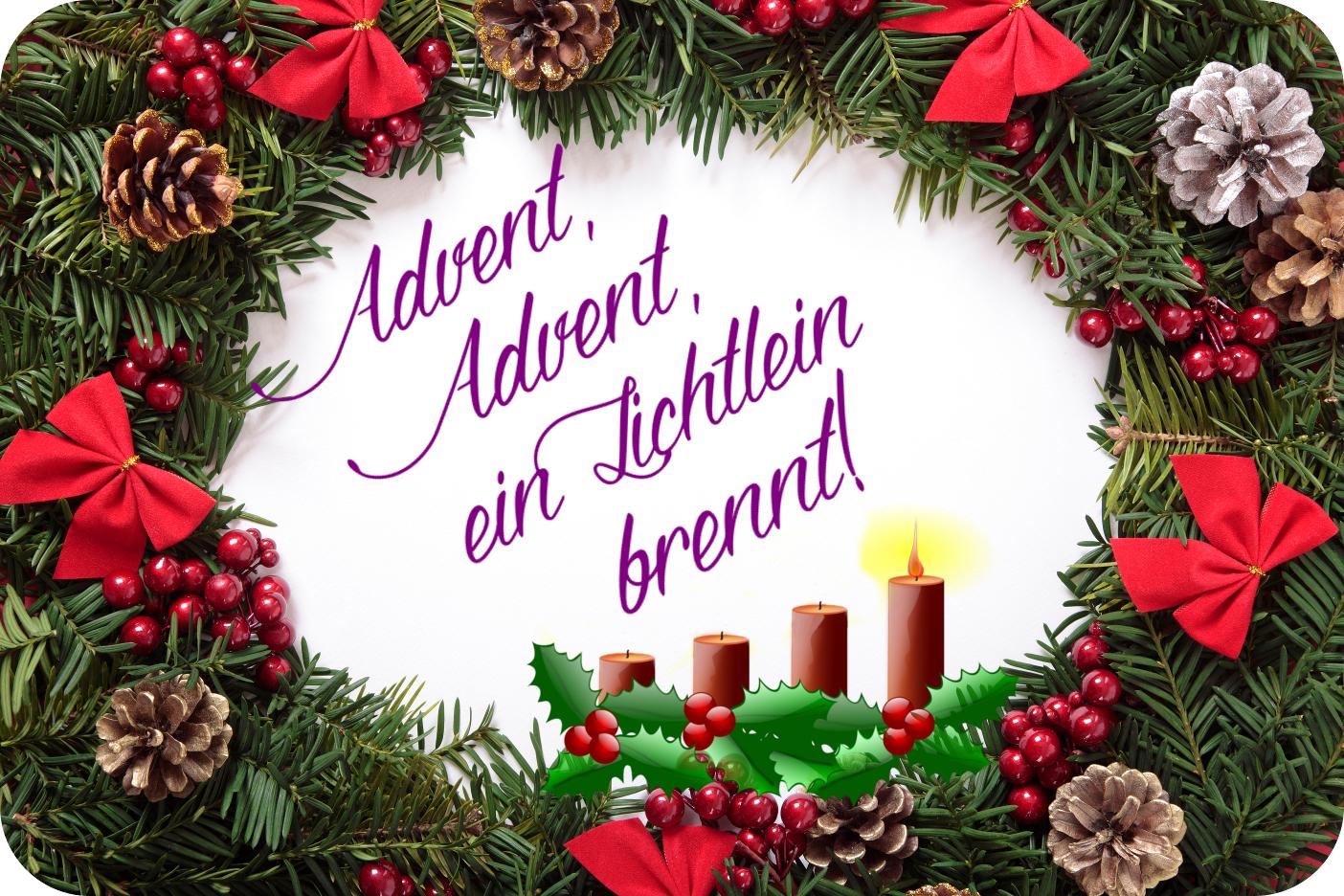 Charleen's Traumbibliothek: [Gewinnspiel] Advent, Advent in Advent Advent Ein Türke Brennt