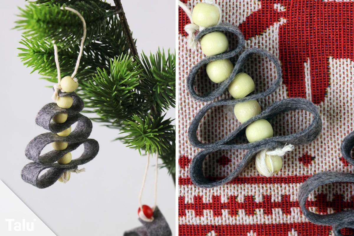 Christbaumschmuck Selber Machen - 10 Weihnachtliche bestimmt für Christbaumschmuck Selber Machen Kinder