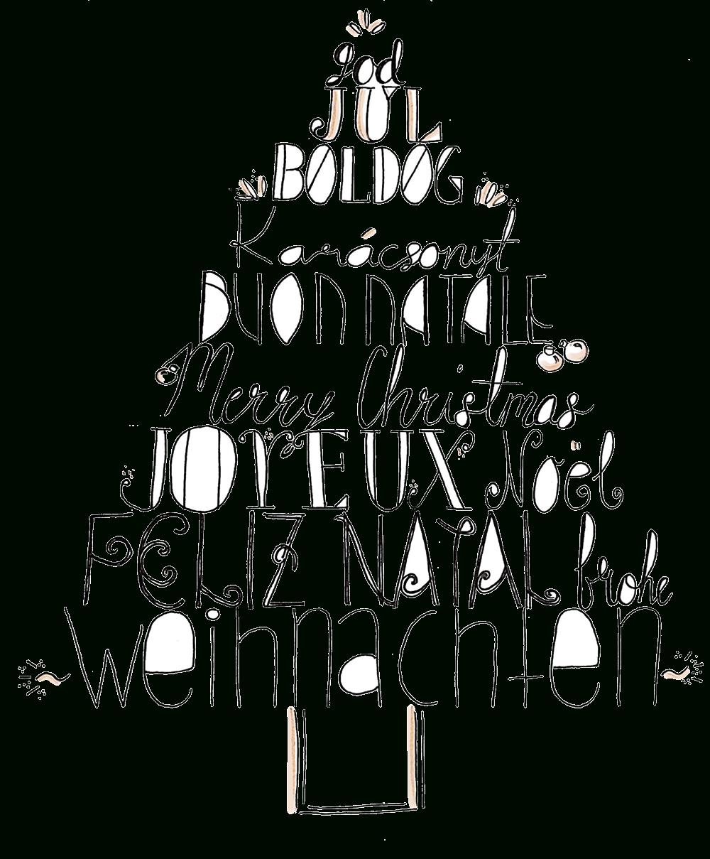 Christmas Special! Get Your Free Christmas Card To Print für Weihnachtskarten Zum Drucken Kostenlos