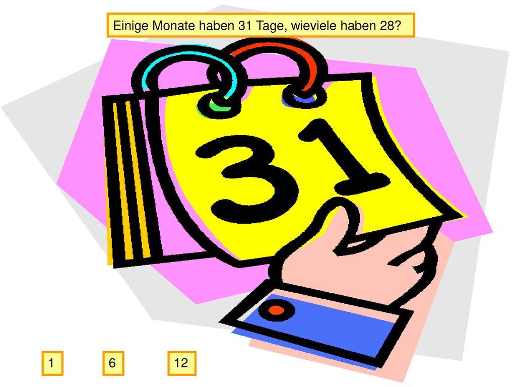 Cogito Hier Klicken, Um Anzufangen - Ppt Herunterladen bestimmt für Wie Viele Monate Haben 28 Tage