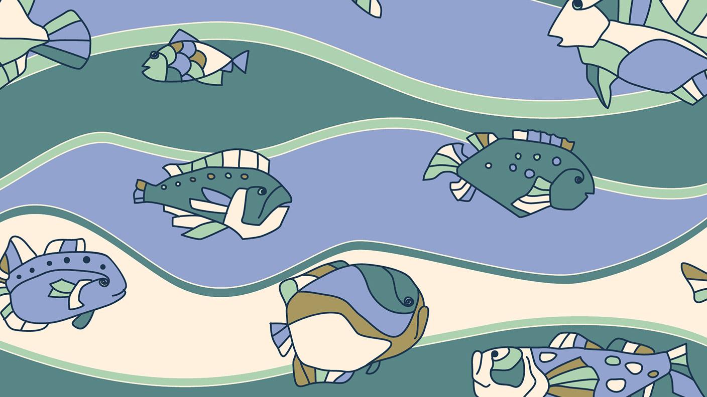 Comic: Fische In Ihrer Welt | Startseite | Swr Odysso | Swr.de bestimmt für Fische Comic