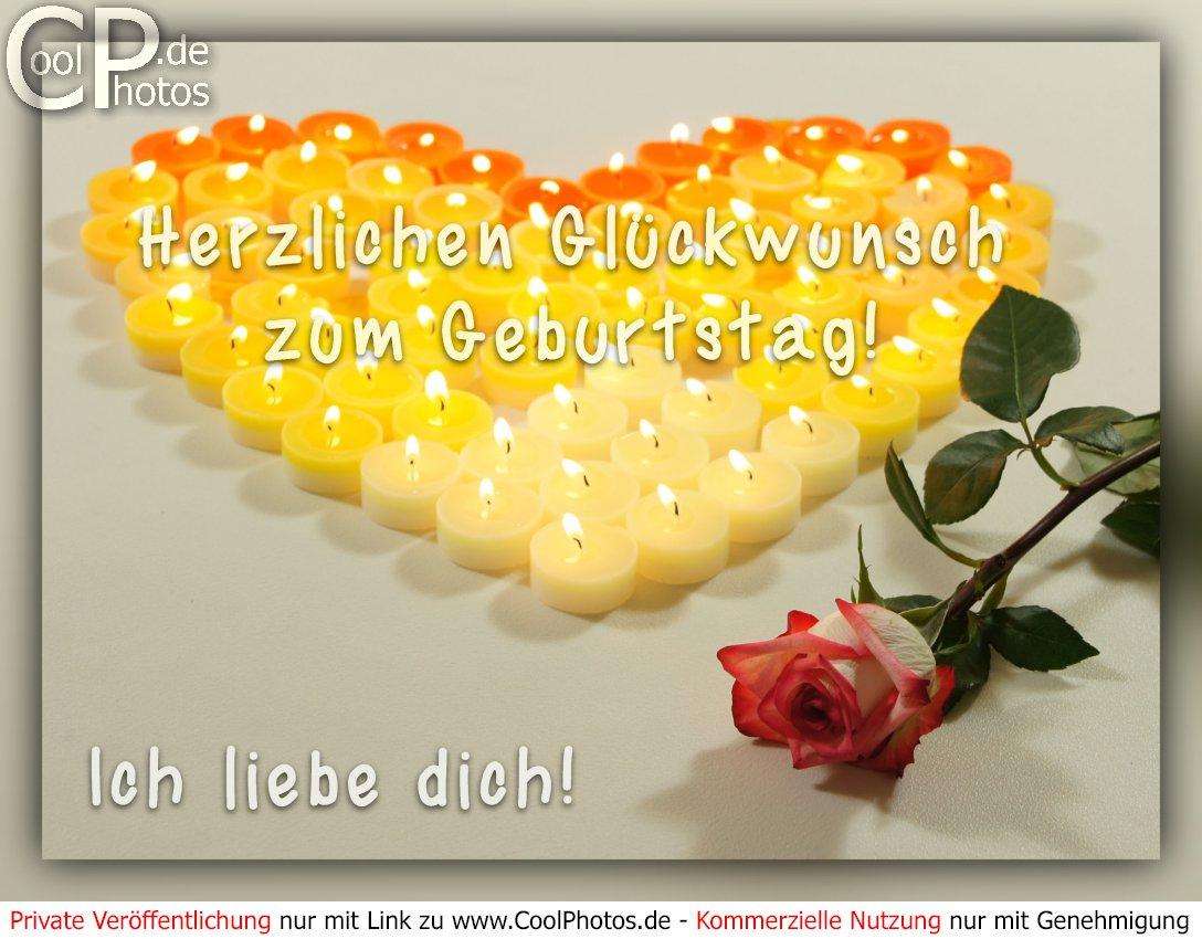 Coolphotos.de - Herzlichen Glückwunsch Zum Geburtstag! Ich über Geburtstags Grußkarten Kostenlos