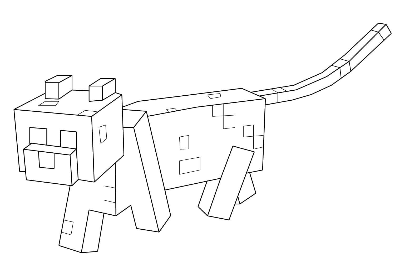 Раскраски Майнкрафт. Распечатайте Бесплатно! 100 Картинок По innen Minecraft Ausmalbilder Zum Ausdrucken