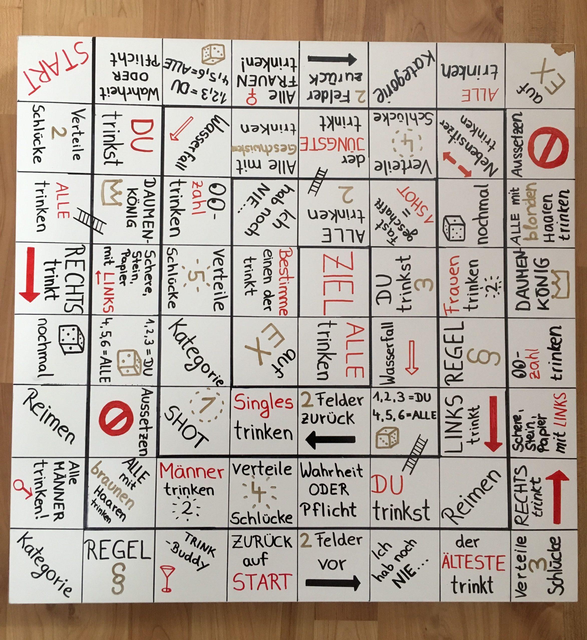 Damit Keine Langeweile Aufkommt :) | Trinkspiel, Trinkspiel bestimmt für Spiele Selber Basteln Für Erwachsene