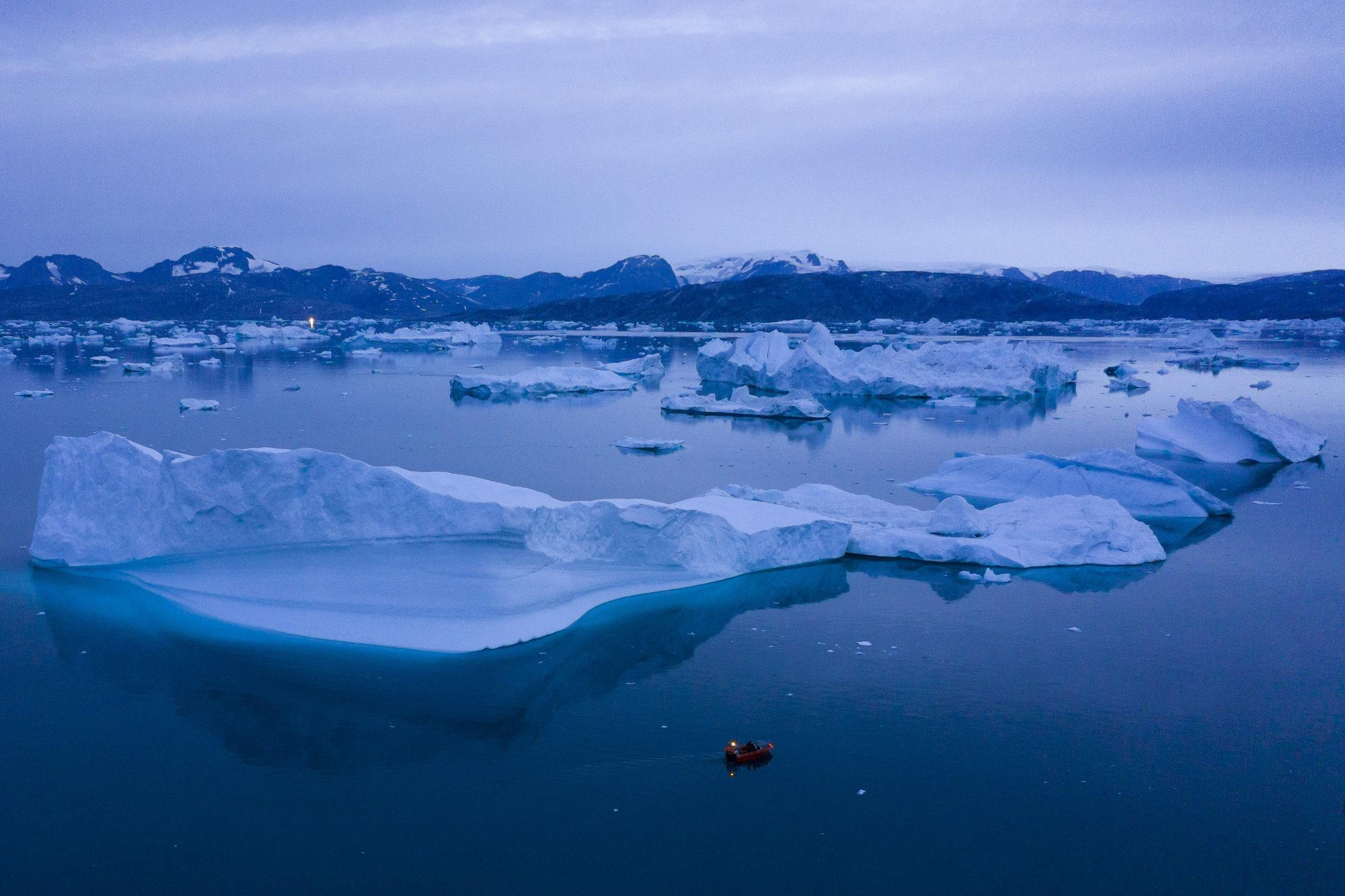 Das Eis Der Erde Schmilzt - Politik: Aktuelle Nachrichten ganzes Eis Im Wasserglas Schmelzen Wie Ist Der Wasserspiegel Nun