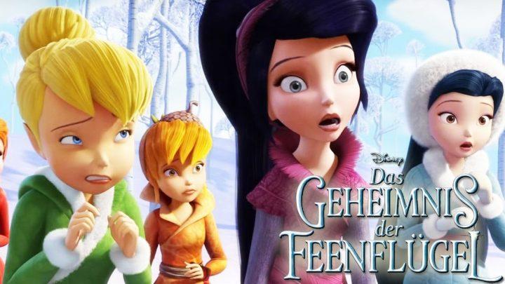 Tinkerbell Und Das Geheimnis Der Feenflügel Ganzer Film Deutsch