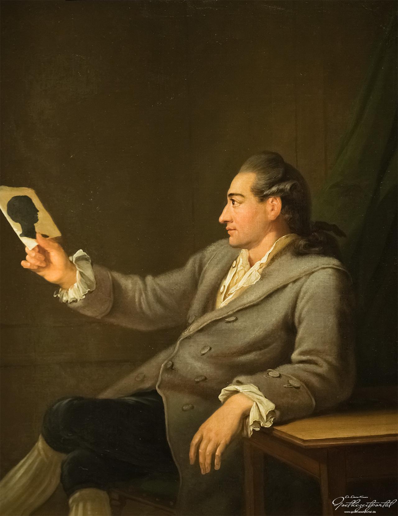 Das Goethezeitportal: Biographie Goethes über Johann Wolfgang Von Goethe Biografie