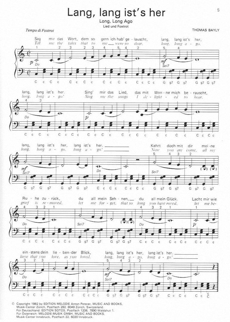 Das Große Akkordeon-Buch 1. Noten verwandt mit Happy Birthday Noten Akkordeon