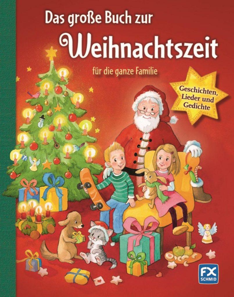 Das Große Buch Zur Weihnachtszeit   Mifusfamily verwandt mit Geschichten Zur Weihnachtszeit Für Die Ganze Familie