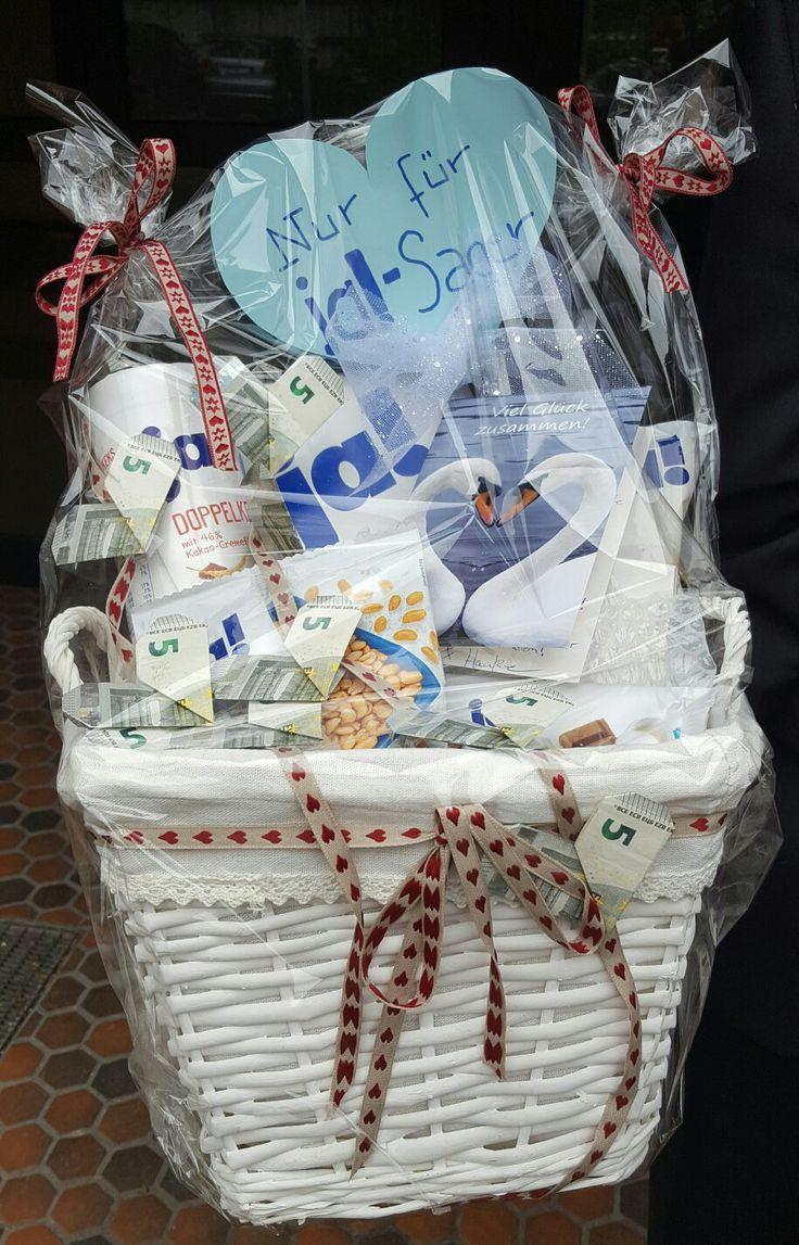 Das Ideale Hochzeitsgeschenk ♡ Nur Für Ja!-Sager | Diy über Lustige Hochzeitsgeschenke Mit Geld