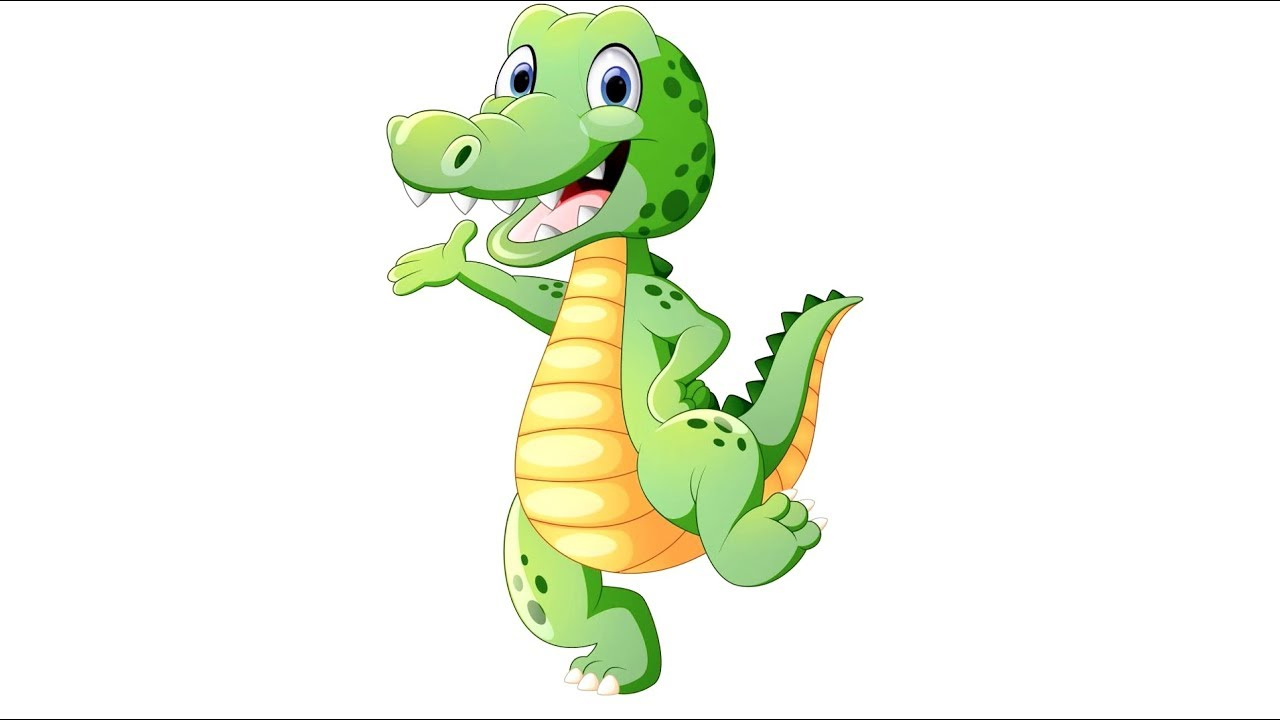 Das Krokodil - Tierlied Zum Mitsingen Für Kinder Mit Song Text bestimmt für Krokodil Bilder Für Kinder