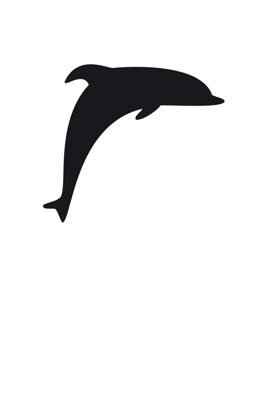 Delfin Schablone Kaufen mit Delfin Schablone