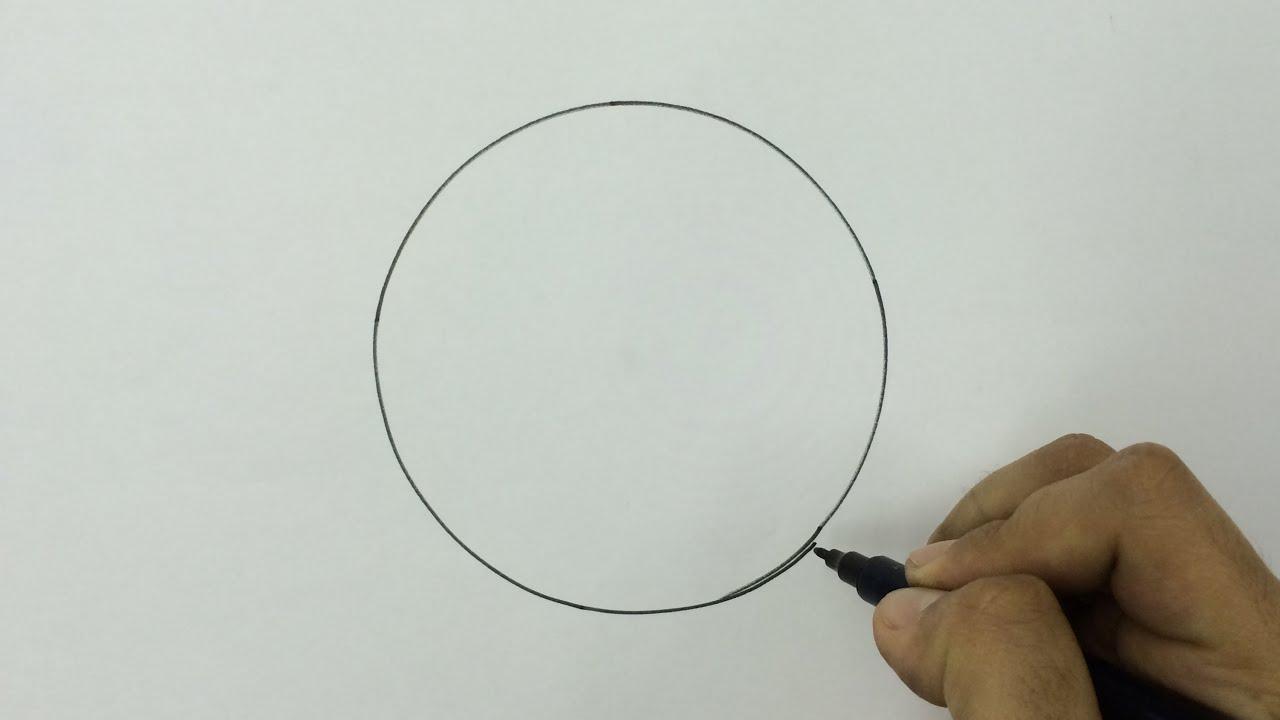 Den Perfekten Kreis Zeichnen! ganzes Perfekt Zeichnen