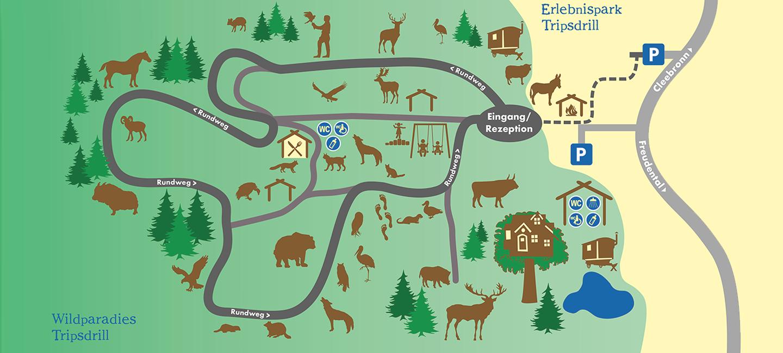Der Naturnahe Tierpark | Tripsdrill verwandt mit Wildpark Frankfurt Oder Öffnungszeiten