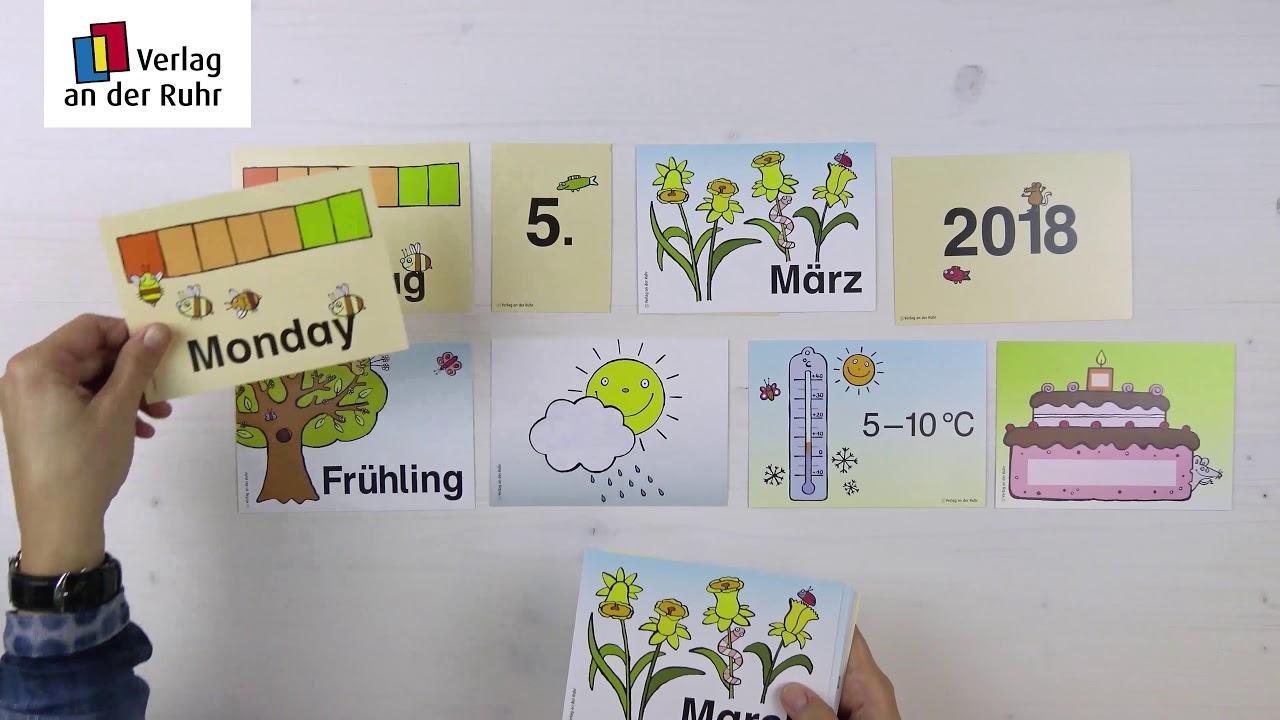 Der Universal-Kalender Für Kita Und Grundschule über Kalender Kindergarten