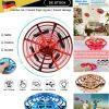 Details Zu Zauber Mini Fliegende Drohne Infrarotsensor Ufo Hubschrauber  Kinderspielzeug Hy bestimmt für Zaubermini