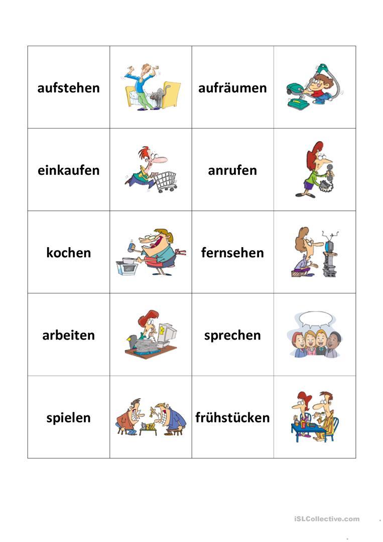 Deutsch Daf Memory Arbeitsblätter - Beliebteste Ab (117 Results) in Memory Zum Ausdrucken