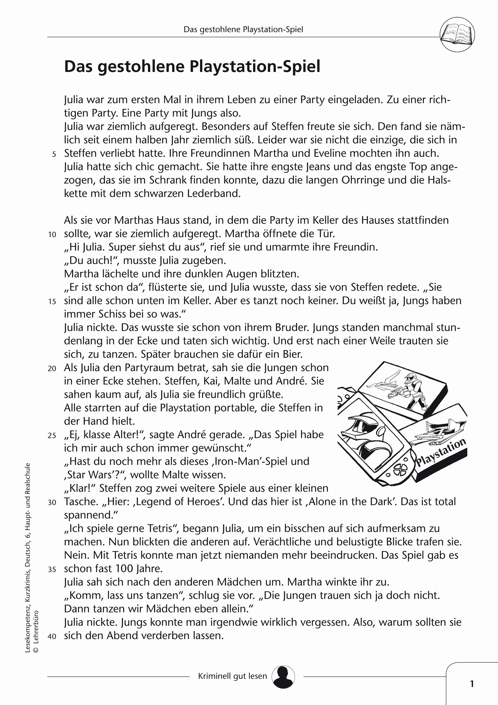 Deutsch Für Ausländer Arbeitsblätter Zum Ausdrucken Genial in Lesekompetenz 4 Klasse Arbeitsblätter Kostenlos