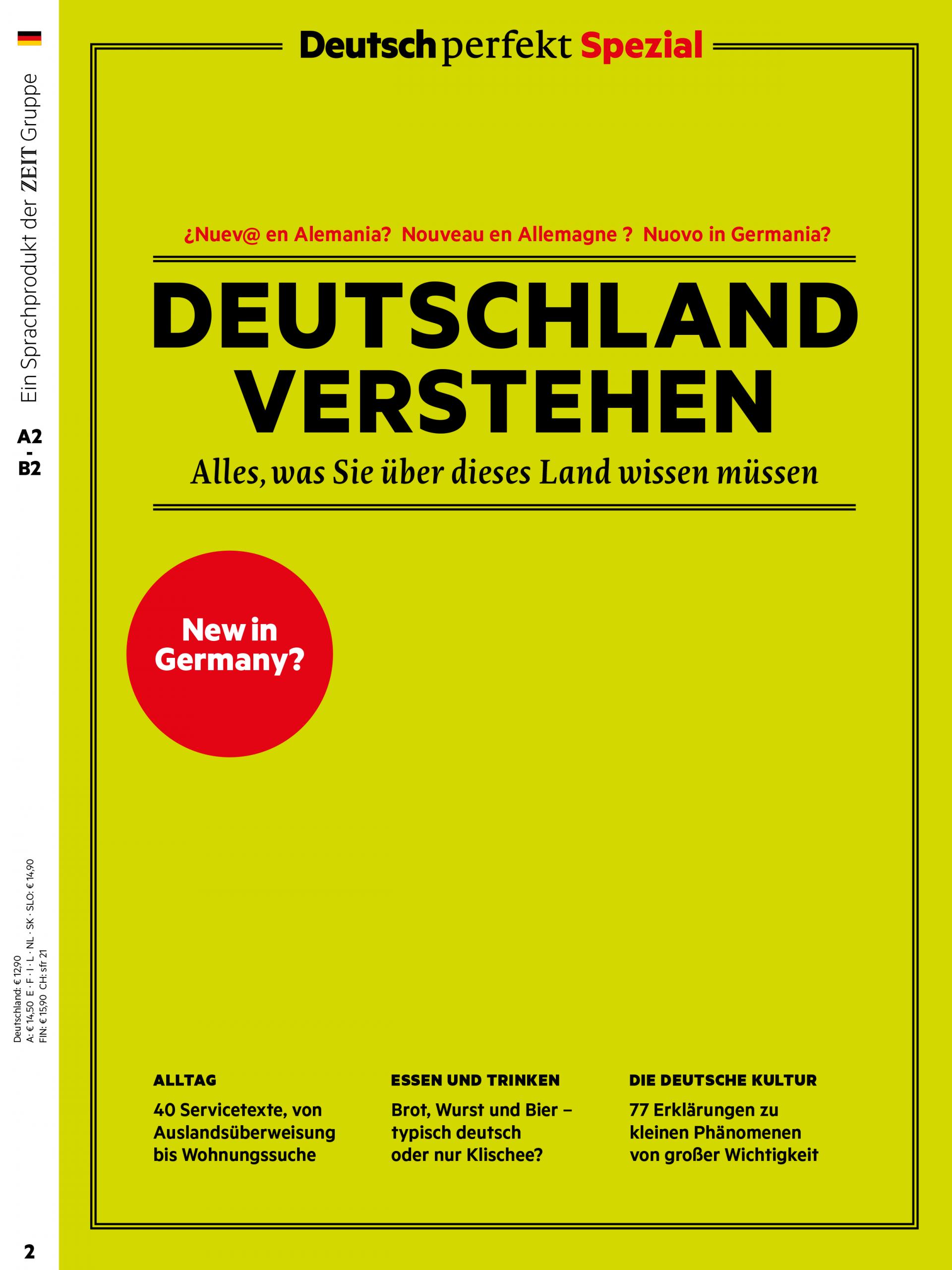 Deutsch Von A Bis Z | Deutsch Perfekt bei Deutsche Worte Mit Y