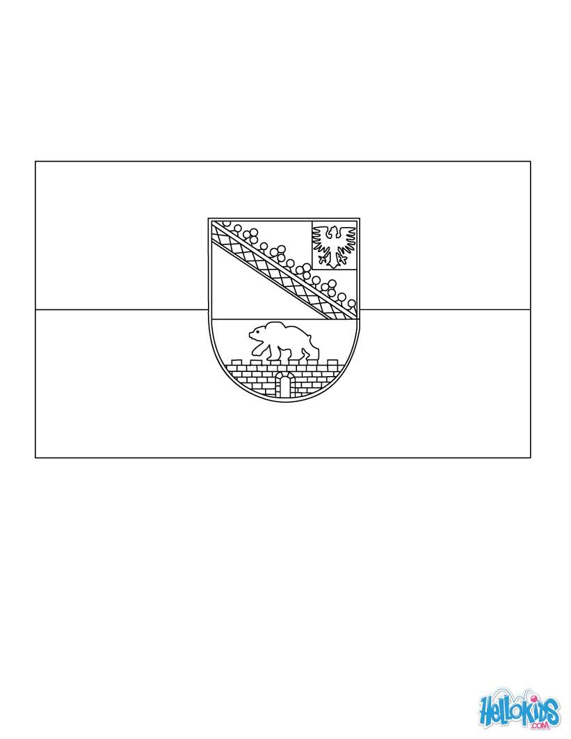 Deutschland Zum Ausmalen - Ausmalbilder - Ausmalbilder bei Deutschlandkarte Zum Ausmalen