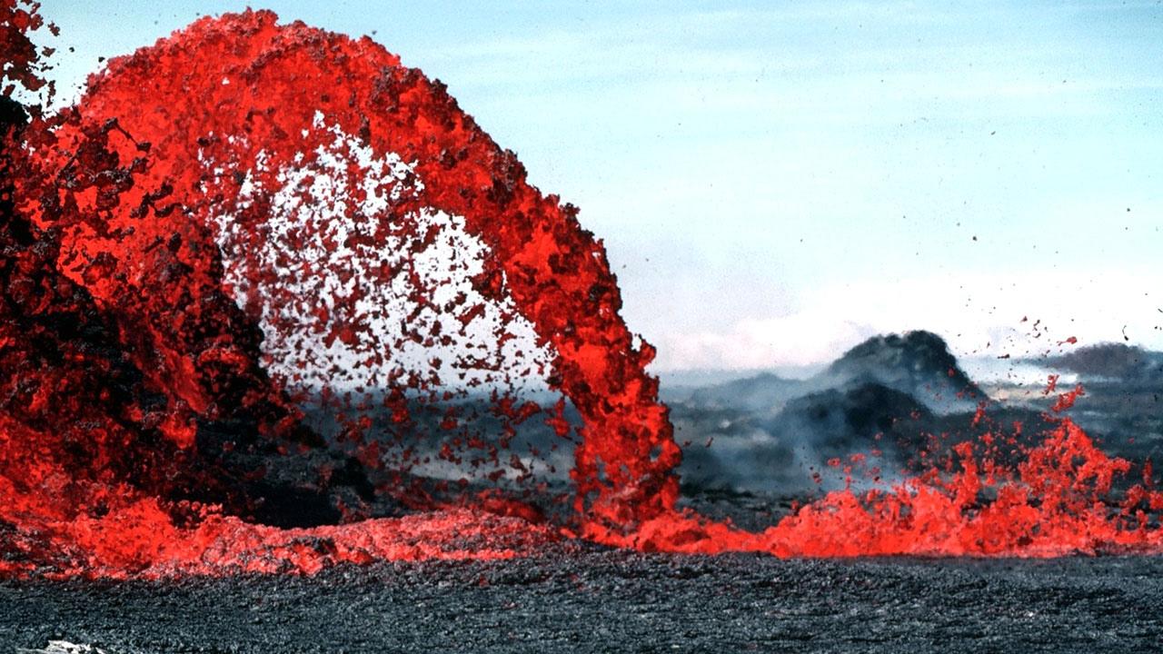 Die 10 Aktivsten Vulkane Der Welt! in Wie Heißt Der Größte Vulkan Der Welt