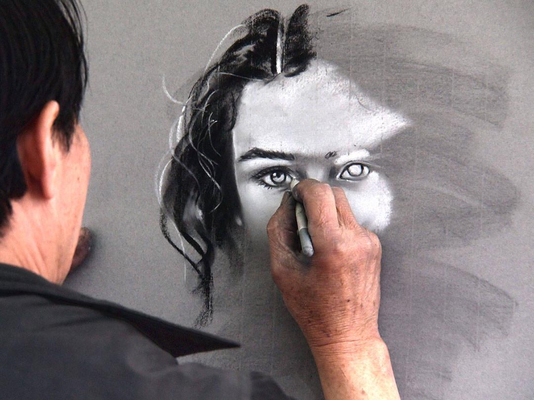 Die 20 Besten Bilder Zum Nachmalen – Ideen Und Vorlagen über Malvorlagen Acrylmalerei