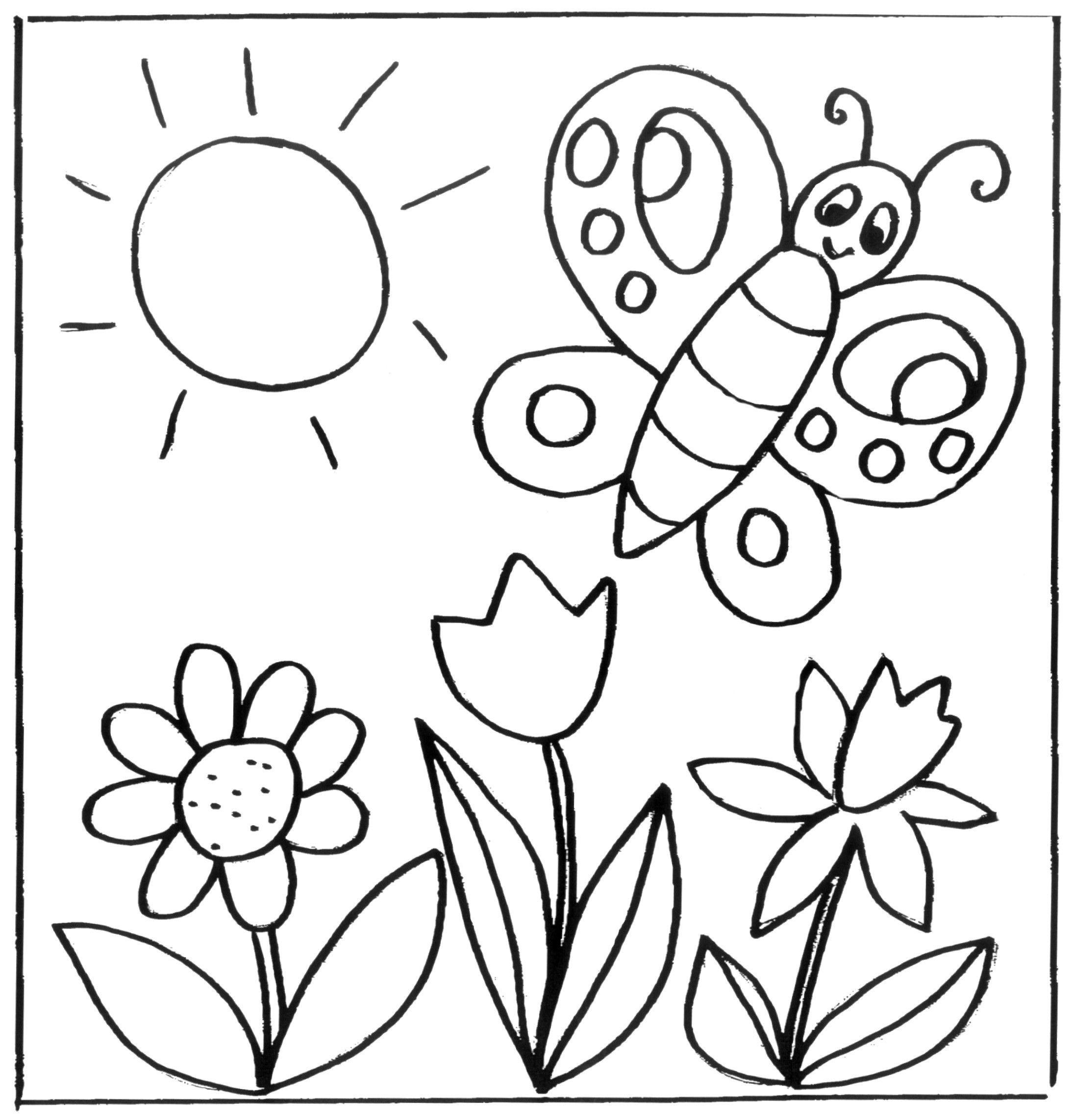Die 20 Besten Ideen Für Blume Ausmalbilder | Blumen bestimmt für Blumen Ausmalbilder Gratis