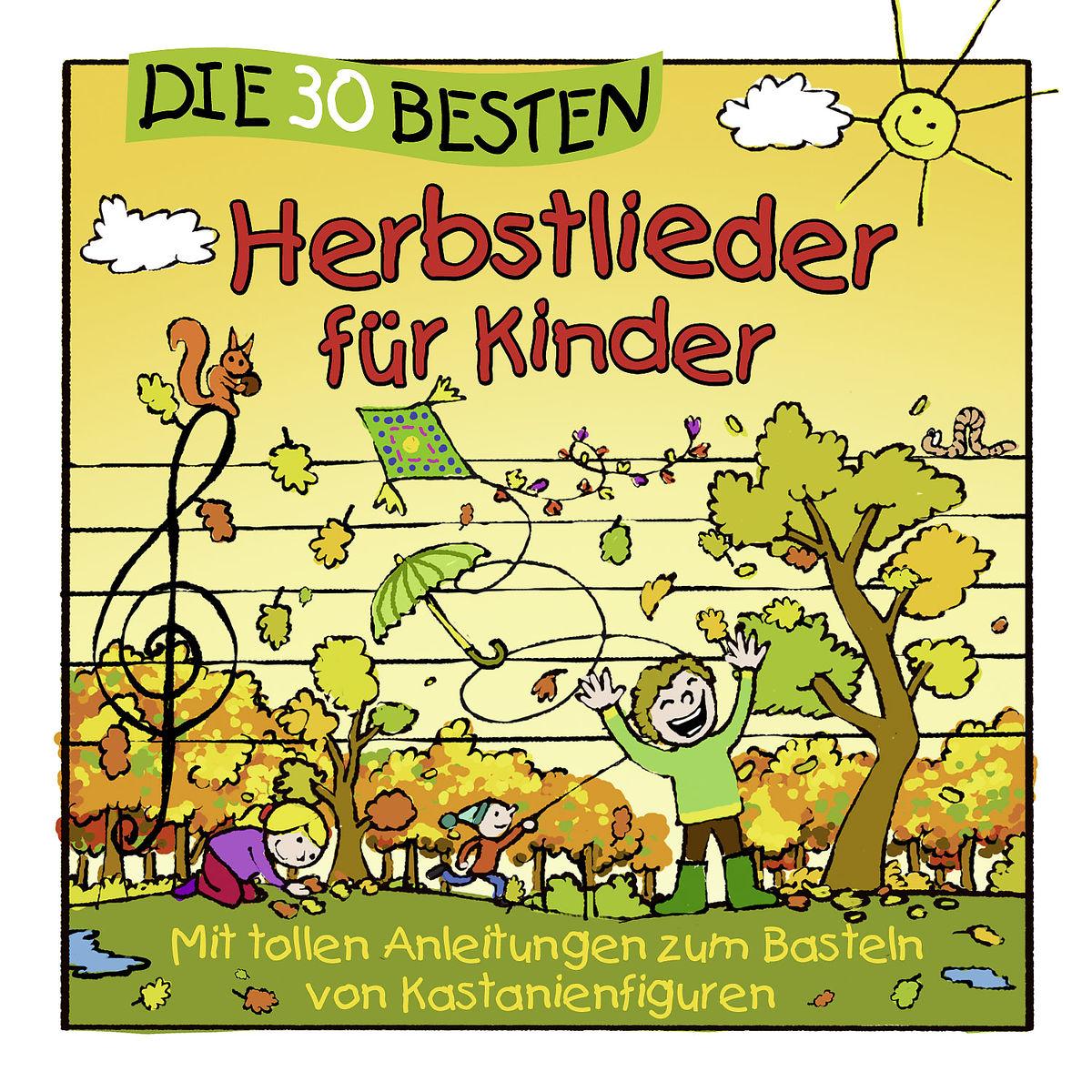 Die 30 Besten  | Musik | Die 30 Besten Herbstlieder Für mit Herbstlieder Für Krippenkinder