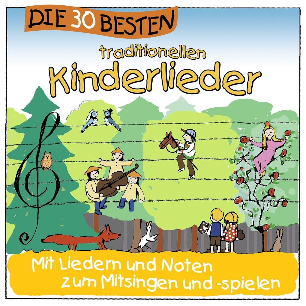 Die 30 Besten Traditionellen Kinderlieder ganzes Buch Kinderlieder Aus Der Guten Alten Zeit