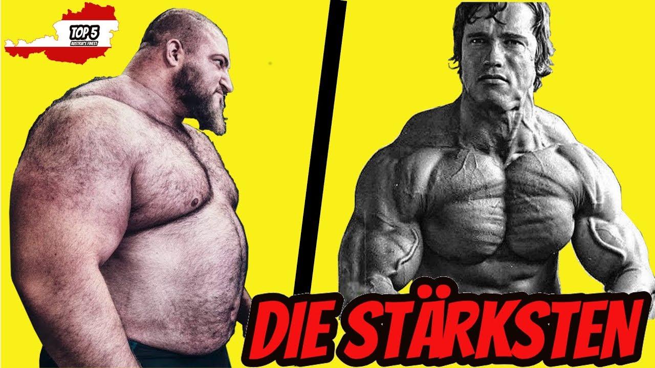 Die 5 Stärksten Männer Aller Zeiten - Österreich (Stark Austrias Strongest  Man) verwandt mit Wer Ist Der Stärkste Mensch Der Welt