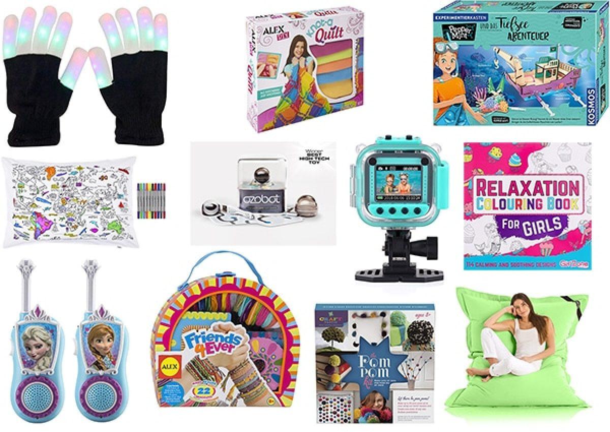 Die Besten Geschenke Für 10-Jährige Mädchen [2020] für Mädchen Geschenke 11 Jahre