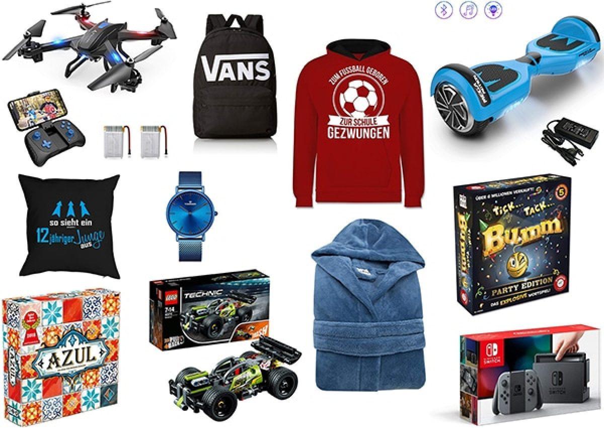 Die Besten Geschenke Für 12-Jährige Jungs [2020] innen Geburtstagsgeschenke Für 11 Jährige Jungs