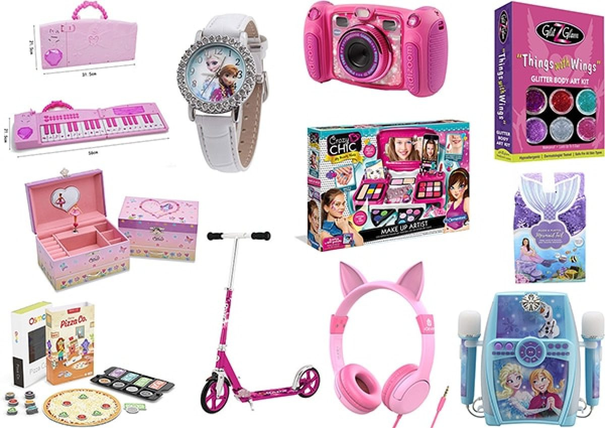 Die Besten Geschenke Für 8-Jährige Mädchen [2020] bei Geburtstagsgeschenk Für 7 Jährige