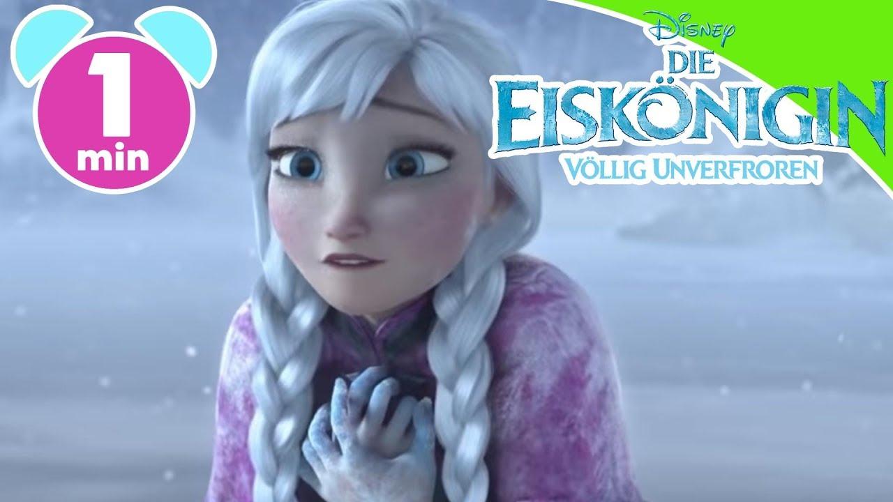 Die Eiskönigin - Völlig Unverfroren: Lieblingsszene - Anna Rettet Elsa    Disney Junior mit Anna Und Elsa Bilder