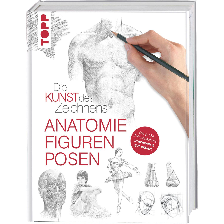 Die Kunst Des Zeichnens - Anatomie, Figuren, Posen innen Zeichenschule Online