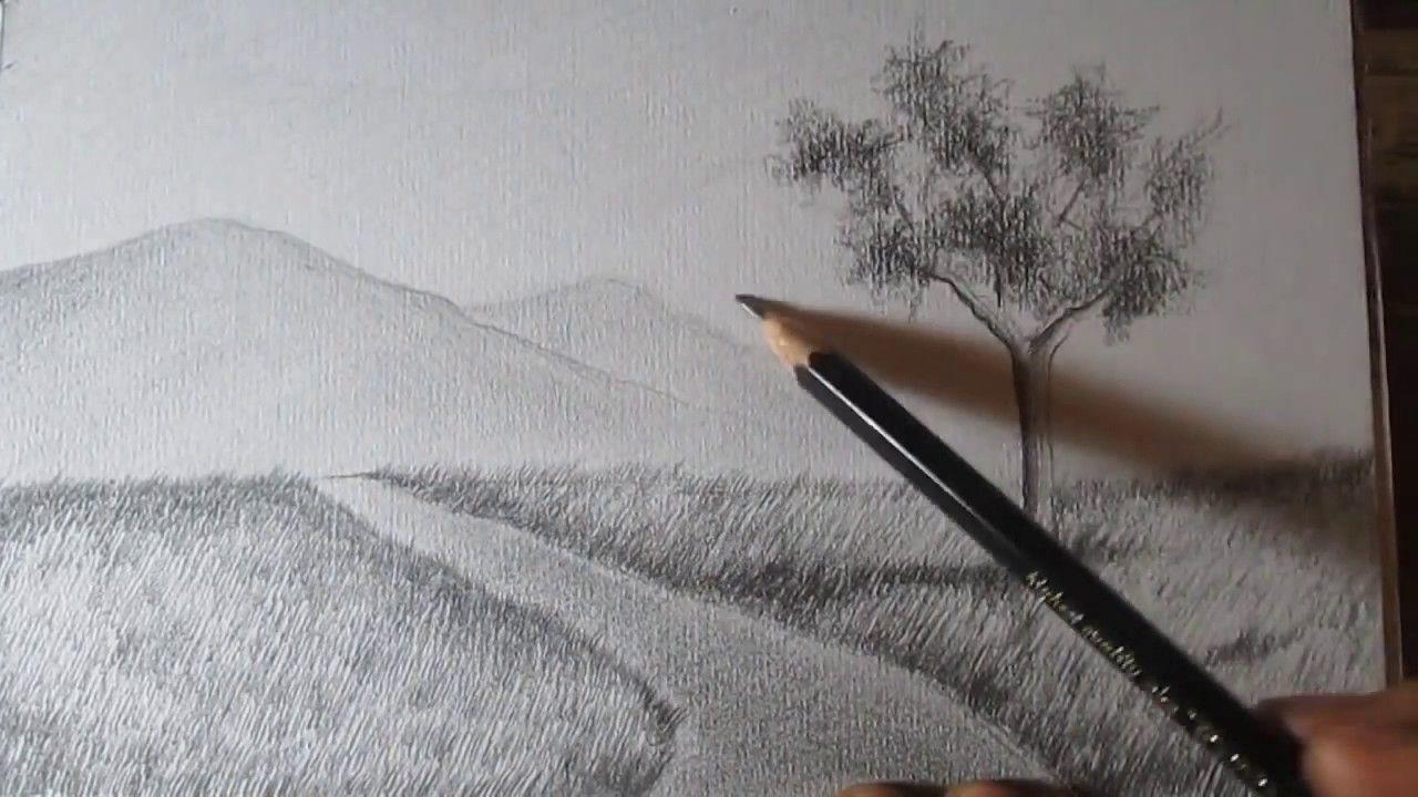 Die Landschaft Einfachste Auf Der Welt, Gewusst Wie bei Einfache Landschaften Zeichnen